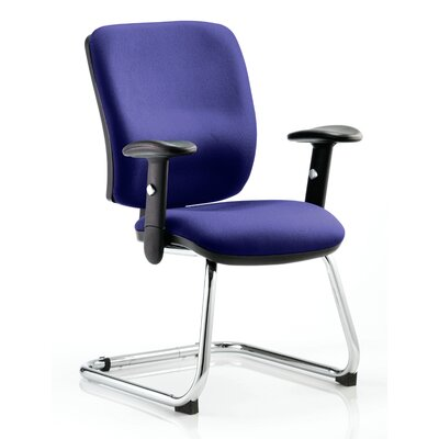 Home & Haus Plymouth Mid-Back Cantilever Office Chair
