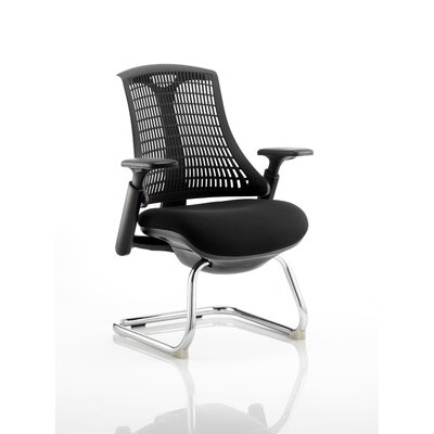 Home & Haus Brighton Mid-Back Visitor Cantilever Chair