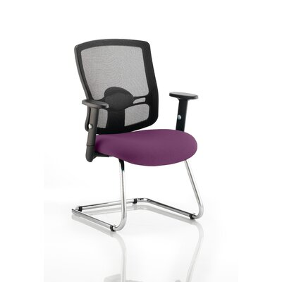 Home & Haus Salem III Mid-Back Mesh Cantilever Office Chair