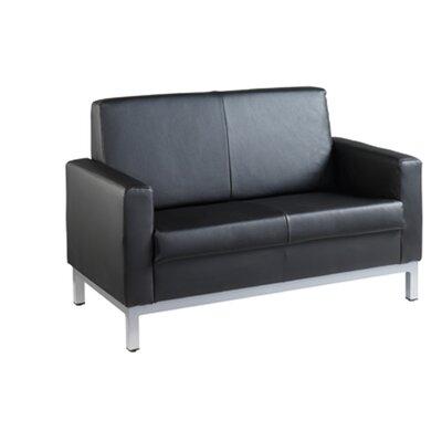 Home & Haus Helsinki Genuine Leather 2 Seater Sofa