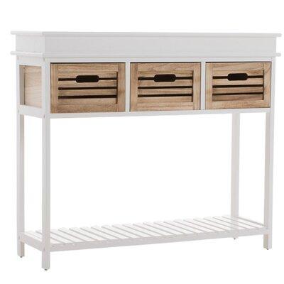 Home & Haus Sepik Console Table