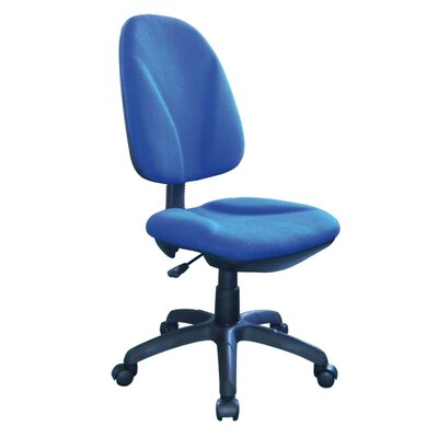 Home & Haus High-Back Task Chair with Lumbar Support