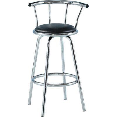 Home & Haus Swivel Bar Stool