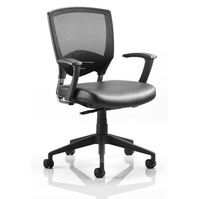 Home & Haus Alpha Mid-Back Mesh Desk Chair