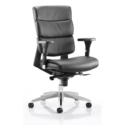 Home & Haus Aura High-Back Leather Executive Chair