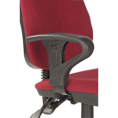 Home & Haus Adjustable Hoop Arms for Task Operator Chair