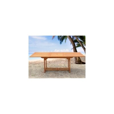 Home & Haus Beauly Toscana Dining Table