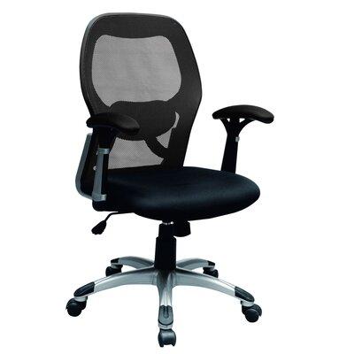 Home & Haus Mesh High-Back Mesh Desk Chair