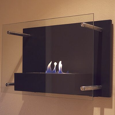 Radia Wall Mounted Bio-Ethanol Fireplace