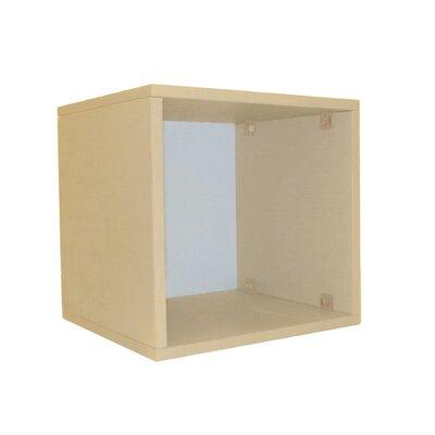 Monica Lazzari Design Low Narrow 35cm Cube Unit