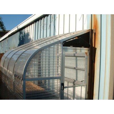 5.16 Ft. W x 12.5 Ft. D Greenhouse