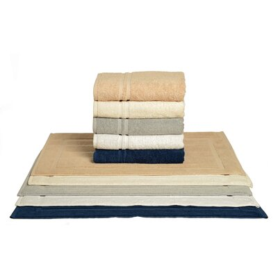 Allure Hotel Essentials MK Woven Bath Mat