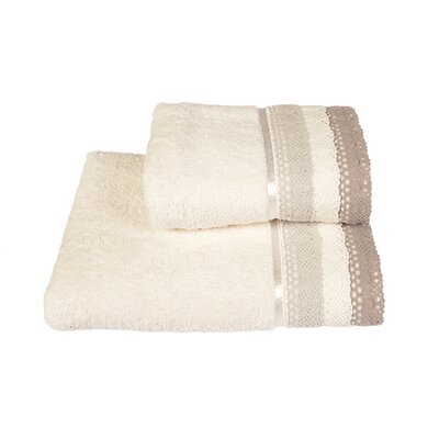 Allure Lauren Lace Bath Towel