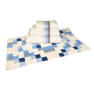 Allure Mosaic Hand Towel