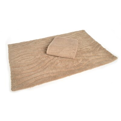 Allure Woodgrain Bath Mat