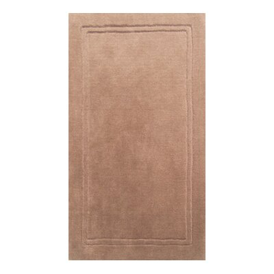 Coralie Flooring Manhattan Hand-Loomed Brown Area Rug
