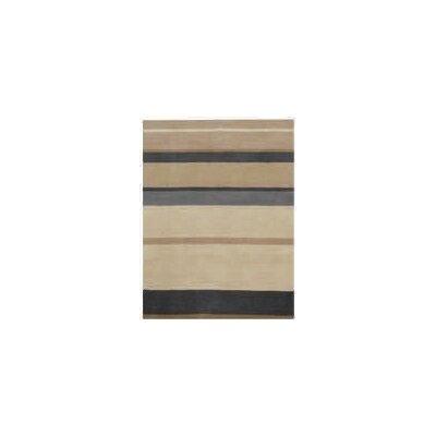 Coralie Flooring Jubilee Hand-Loomed Brown Area Rug