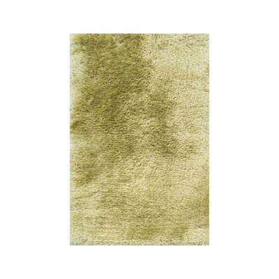 Coralie Flooring Luxury Hand-Woven Green Area Rug