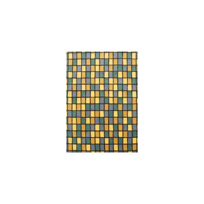 Coralie Flooring Influence Hand-Tufted Gold Area Rug