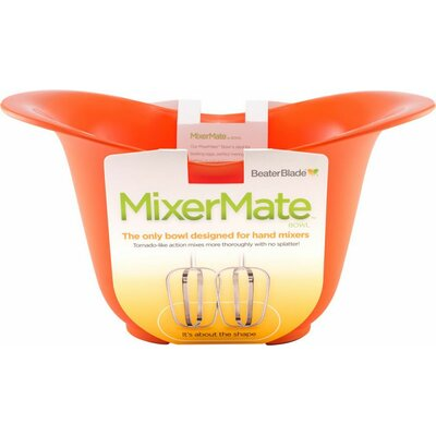 MixerMate Bowl Color: Orange