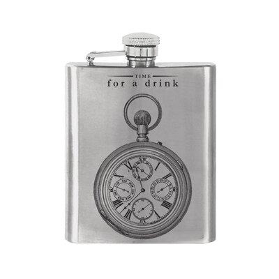 Gift Republic Victoriana 13.5cm Hip flask