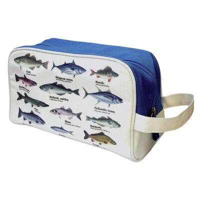 Gift Republic Ecologie Fish Wash Bag