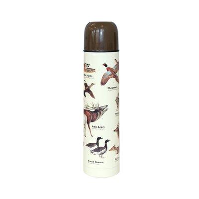 Gift Republic Wild Animals 28cm Flask