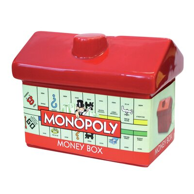Gift Republic Monopoly Money Box