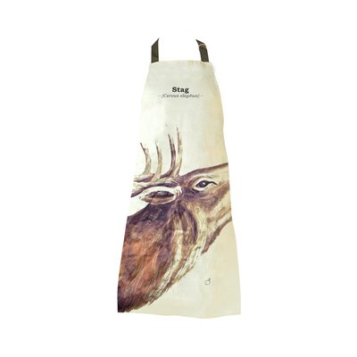 Gift Republic Wild Animals Cotton Apron