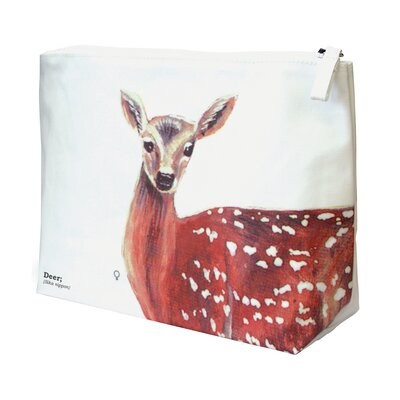 Gift Republic Wild Animals Wash Bag