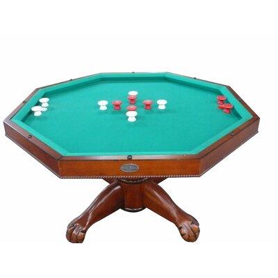 Slate 4.5' Game Table Finish: Antique Walnut