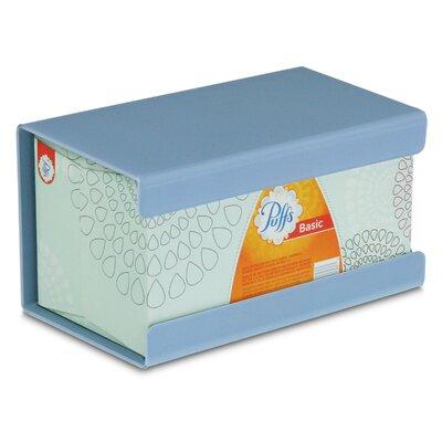 Kleenex Large Box Holder Color: Peekaboo Blue