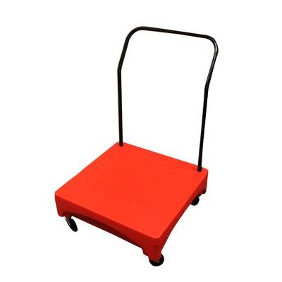 750 lb. Capacity Platform Dolly Color: Black