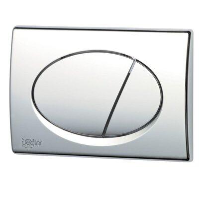 Francis Pegler Opal Flush Plate