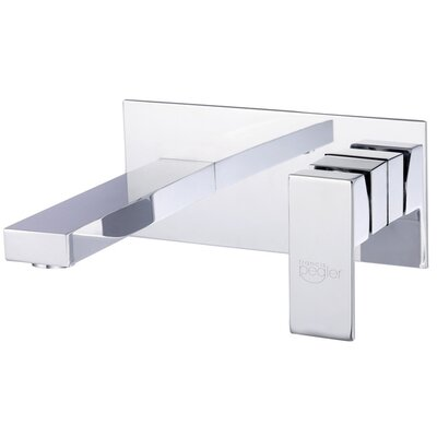 Francis Pegler Maverick Wall Mounted Basin Mixer