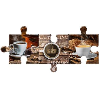 Graz Design Wandaufkleber Kaffee - 40 x 85 cm