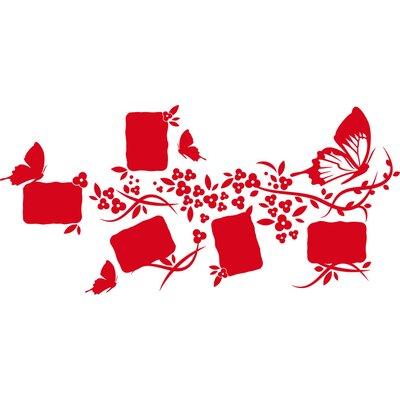 Graz Design Wandtattoo Schmetterling