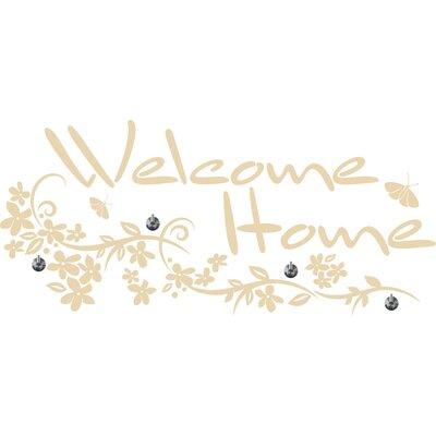 Graz Design Garderobenpaneele Welcome Home