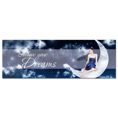 Graz Design Acrylglasbild Follow your Dreams