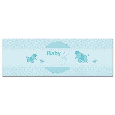 Graz Design Acrylglasbild Baby Boy, Elefanten