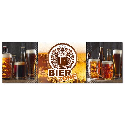Graz Design Acrylglasbild  Biere, Bierkrug