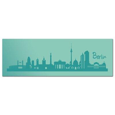 Graz Design Acrylglasbild Berlin, Skyline
