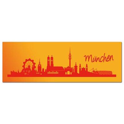 Graz Design Acrylglasbild München, Skyline