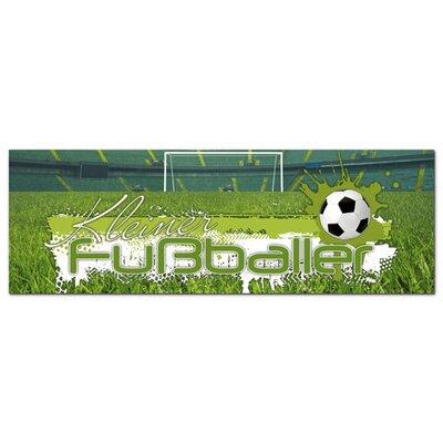 Graz Design Acrylglasbild Kleiner Fußballer