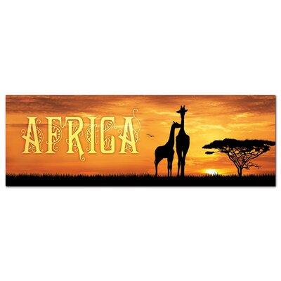 Graz Design Acrylglasbild Africa