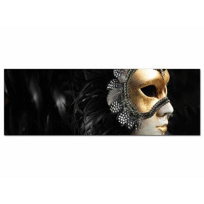 Graz Design Acrylglasbild Maske, Karneval, Venedig