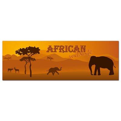 Graz Design Acrylglasbild African Wildlife