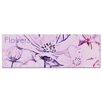 Graz Design Acrylglasbild Flowers