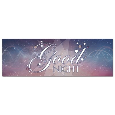 Graz Design Acrylglasbild Good Nights, Sterne