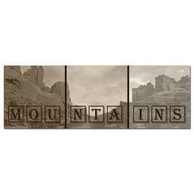 Graz Design Acrylglasbild Mountains